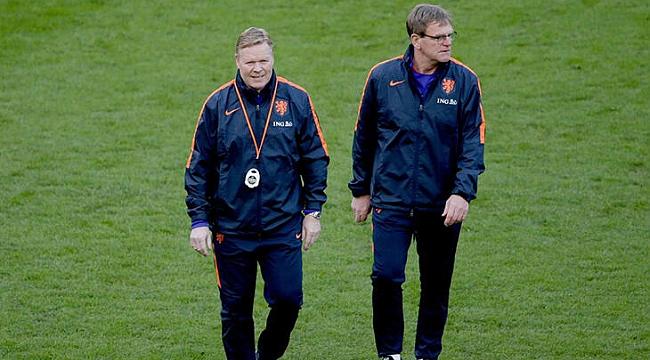 Hollanda Milli Takımı'nda teknik direktörlüğe geçici olarak Lodeweges getirildi