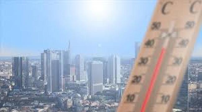 Hollanda sıcak hava dalgasının etkisinde (Hollanda'da sıcaklık rekoru )