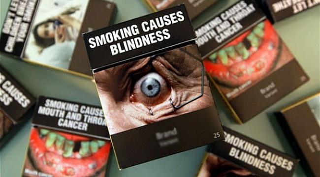 Alle sigaretten en shag vanaf 1 oktober in donkergroen-bruine verpakking