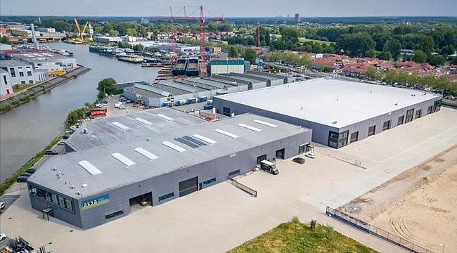 Aksa Jeneratör yeni üretim ve ticaret merkezini Hollanda'da açtı