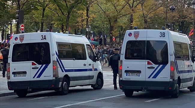 Fransa'da Ermeni protestocular otoyolu kapatarak, işe giden Türklere saldırdı: 5 yaralı