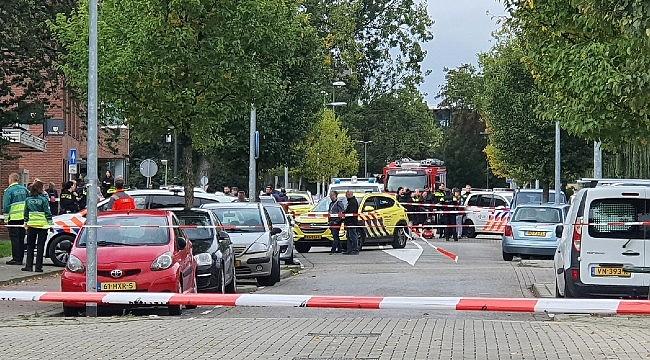 Schiedam'da 18 yaşında bir genç silahla vuruldu