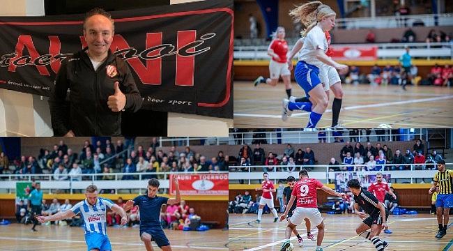 """Hollanda'da 35 yıldır organize ettiği turnuvası ile """"Hollanda Hoşgörü ve Barış Elçiliği"""" ödülünü kazandı"""