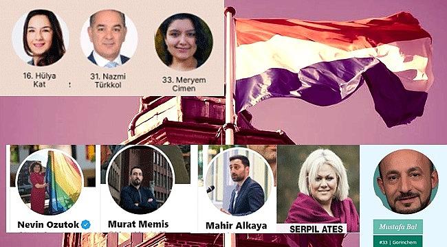Hollanda'da yaklaşan genel seçimler ve şu ana kadar adaylığı kesinleşen Türk Adaylar
