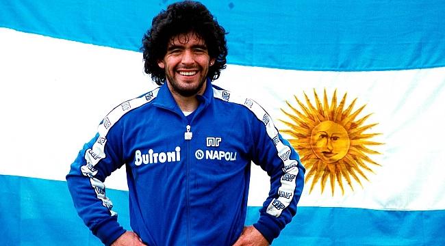 Maradona ile ilk gorusen Türk gazeteci Hollanda'dan İlhan KARAÇAY