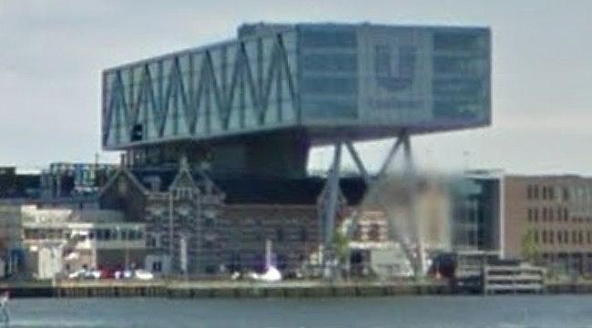 Unilever bugünden itibarem artık Hollandanın değil, Rotterdam merkezi Londra'ya taşındı