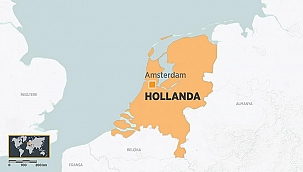 Yüz Ölçümü Konya'dan Biraz Daha Büyük Olan Hollandayı tanıyalım