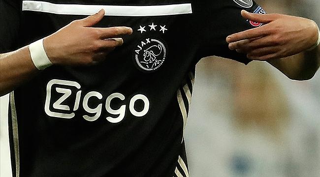Ajax hücum hattını Haller ile güçlendirdi