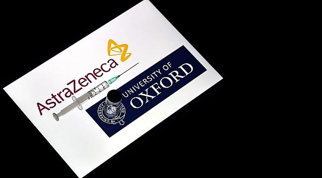 AstraZeneca ile Oxford Üniversitesi aşısının AB'de kullanımı için başvuru yapıldı