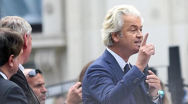 Hollanda'da aşırı sağcı Wilders'in seçim vaadi, 'İslam'dan Arındırma Bakanlığı'