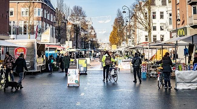 Hollanda'da Günlük vaka sayısı 5 binin altına indi