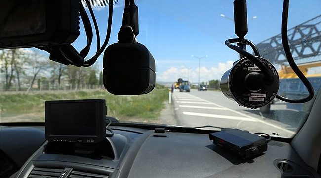 Bijna 7,8 miljoen geconstateerde verkeersovertredingen in 2020