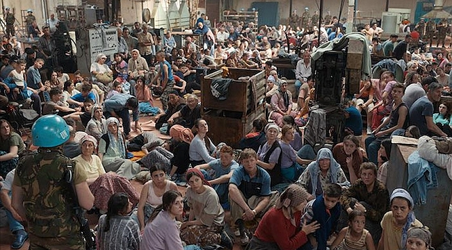 GÖRÜŞ - 'Quo Vadis, Aida?': Srebrenitsa'dan kurtulanlar sonunda kendi hikayelerini anlatıyor