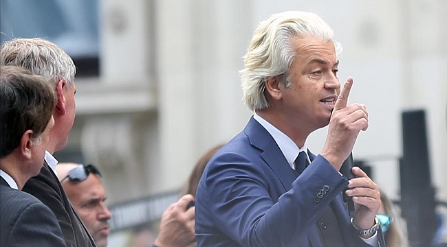 Hollanda'da aşırı sağcı lider Wilders'in azınlık gruba hakaret suçu cezası onandı