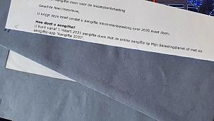 Hollanda'da Yıllık Gelir Vergisi beyan dönemi başladı, uyarılar ve ipuçları