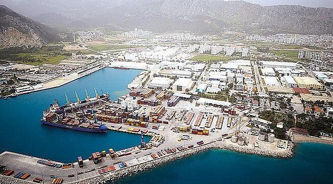 Antalya Serbest Bölge'de 83 firmadan 31'i yabancı sermayeli