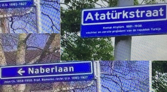 """Atatürk'ü sokak adı yapmaktan imtina eden Belediye'ye """"Ne haber lan = Naberlaan"""""""