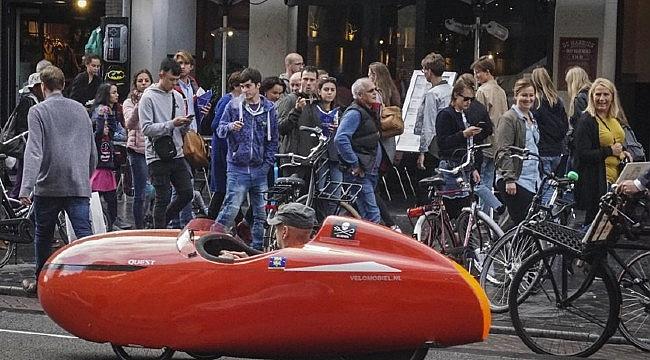 Hollanda Nüfusu hızla yaşlanıyor