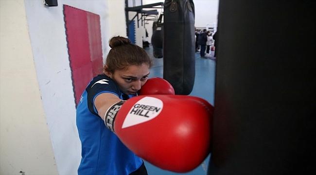 Milli boksör Gamze Soğuksu, Dünya Şampiyonası'ndan altın madalyayla dönmek istiyor