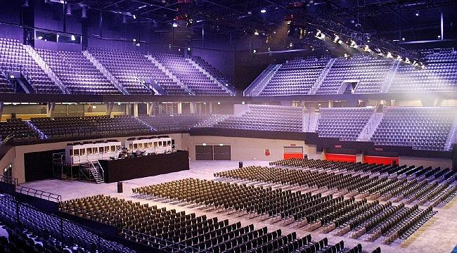Rotterdam'da düzenlenecek Eurovision Şarkı Yarışması seyircili olacak