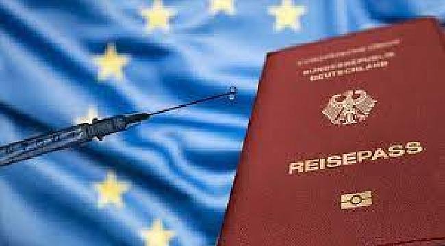 AB'nin aşı pasaportu uygulaması yaz sonrası yürürlükte olacak