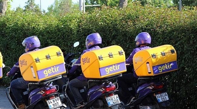 """""""Getir"""" Amsterdam'da hizmet vermeye başladı"""