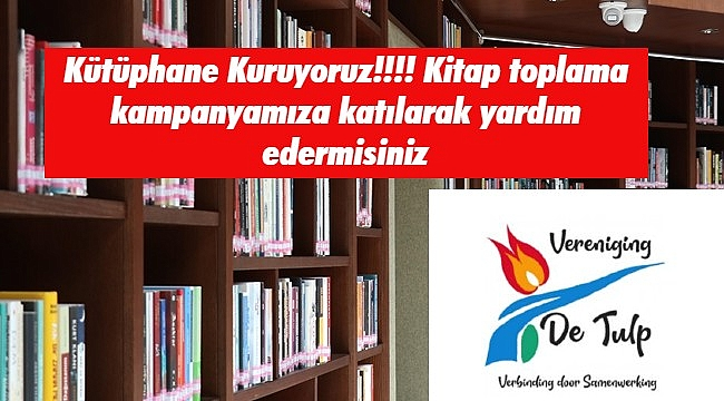 Kütüphane Kuruyoruz!!!! Kitap toplama kampanyamıza katılarak yardım edermisiniz