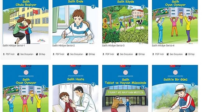MEB'den yurt dışında yaşayan çocuklar için sesli hikaye kitabı