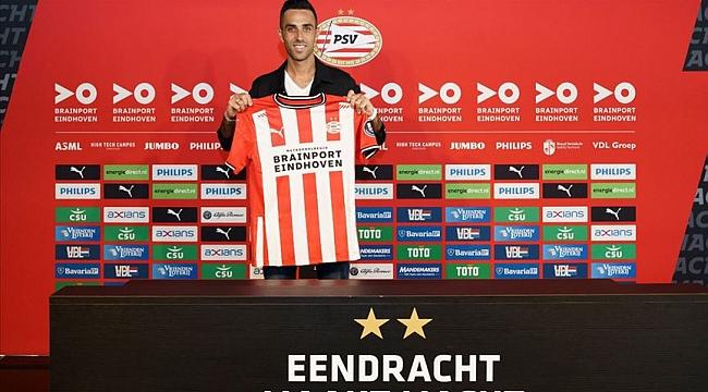 PSV'li futbolcu Eran Zahavi'nin evi soyuldu