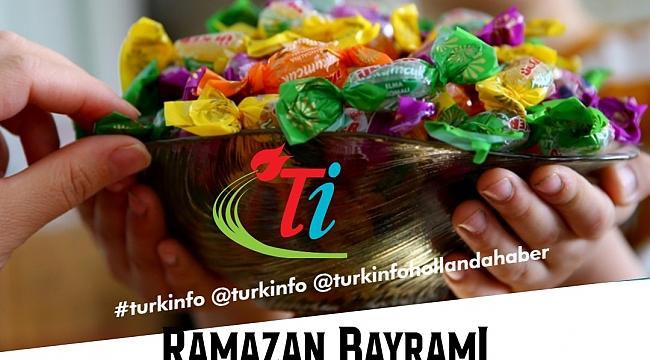 Ramazan Bayramınız kutlu olsun!