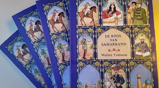 'Semerkant'in gülü': bir Enver Paşa hikayesi kitabı