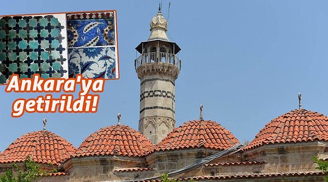 Adana Ulu Camii'nden çalınan tarihi eserler Hollanda'dan çıktı