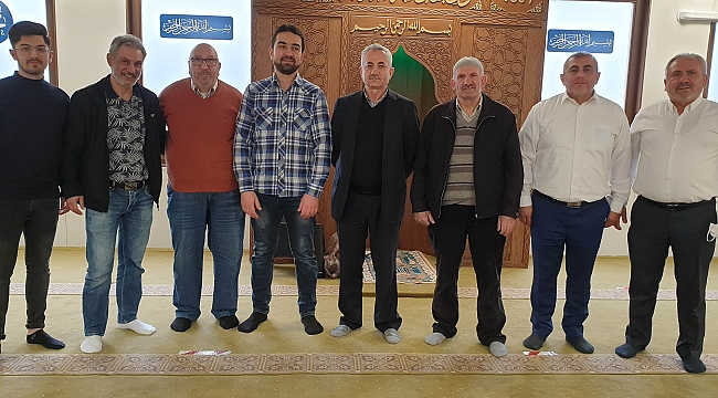 Eyüp Sultan Camii 24 Saat Ücretsiz Cenaze Hizmeti Veriyor