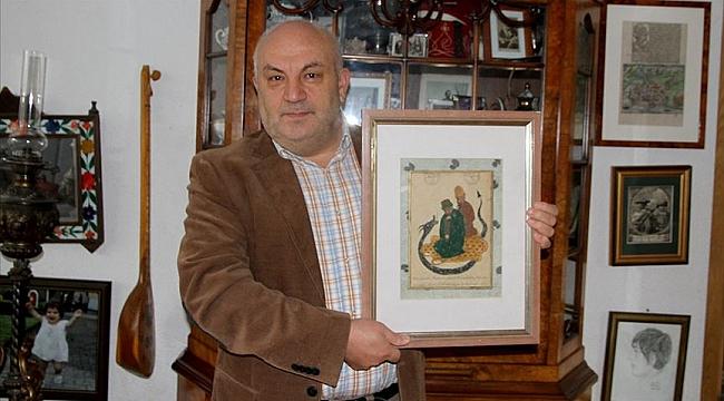 Hacı Bektaş-ı Veli'nin portesi, Hollanda'da satıldı