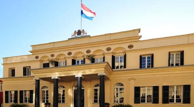 Hollanda Başkonsolosluğu'nun yağmur suyu geri dönüşüm sistemi sanatla renklendi