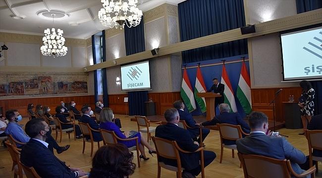 Macaristan'daki en büyük Türk yatırımını Şişecam gerçekleştirecek