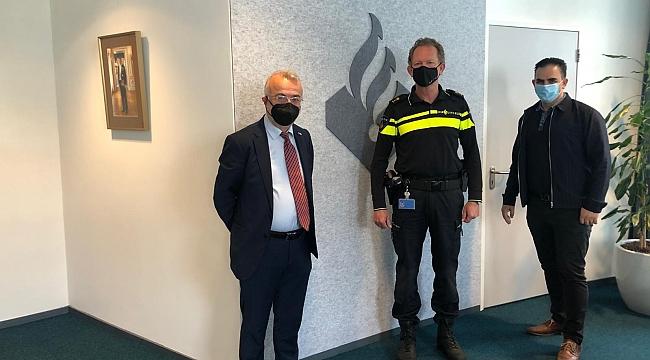 Rotterdam Baş Komiseri ayrımcılıkla mücadele için yoğun çaba sarf ediyoruz!