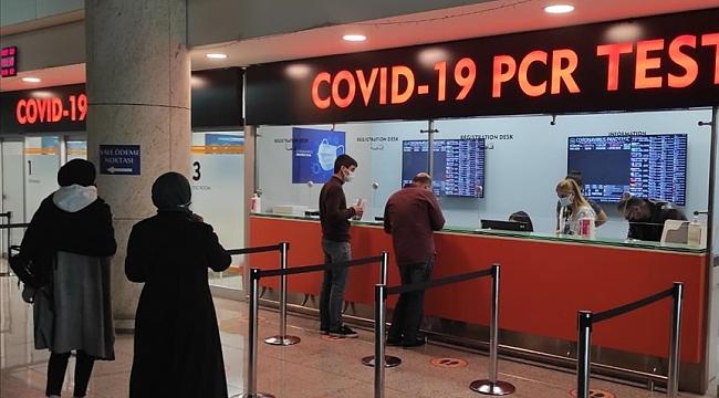 Türkiye'ye gelen aşılı yolculardan PCR testi istenmeyecek