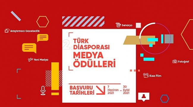 """YTB'den yurt dışındaki iletişimciler için """"Türk diasporasi medya ödülleri"""" yarışması"""