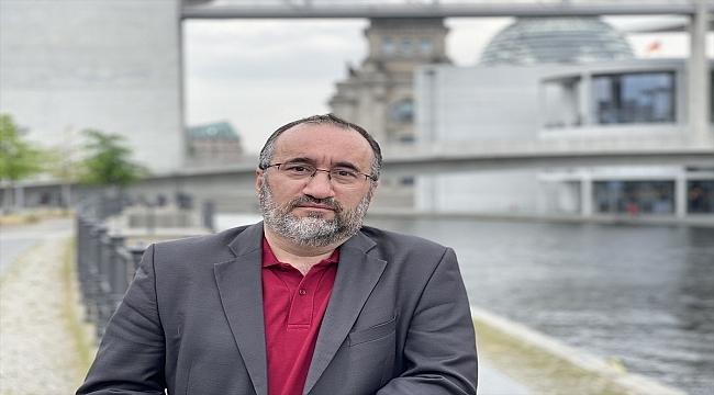 Almanya İslam Konseyi Başkanı Kesici'den İslam düşmanlığının dozunun arttığı uyarısı: