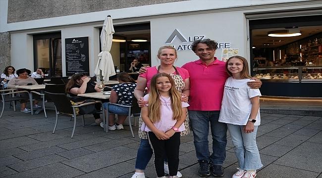 Avusturya'da Türk dondurmacı İtalyanları kendisine hayran bıraktı