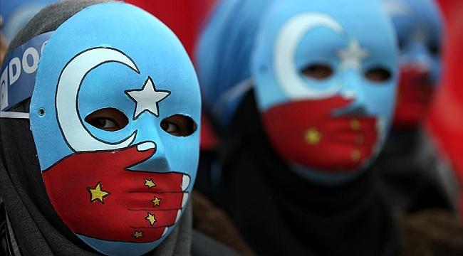 """Belçika meclisi, Çin'deki Uygur Türklerinin """"soykırım riski"""" altında bulunduğunu kabul etti"""