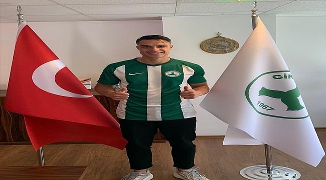 Giresunspor, Hollandalı futbolcu Joey Pelupessy'i transfer etti