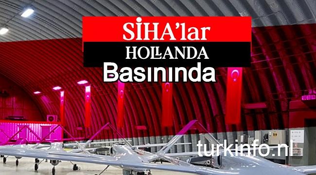 Hollanda basınında Türk SİHAları: Savaşın sonucunu değiştiren yeni güç
