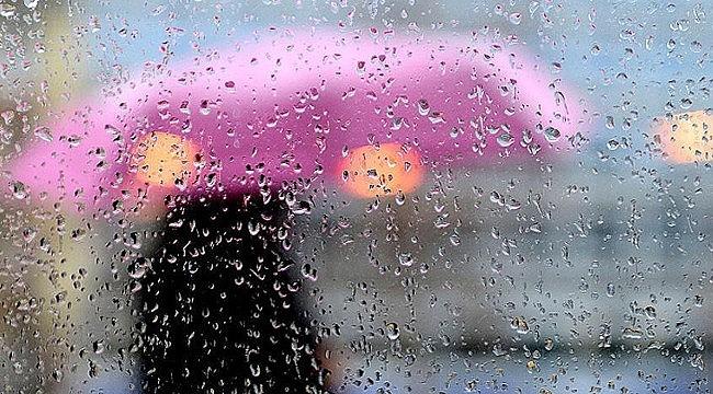 Hollanda'ya Serin ve yağışlı hava geliyor