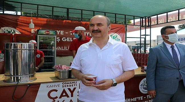 """Kapıkule'de gurbetçilerin bekleme süresi """"sondaj usulü""""yle hızlandırılıyor"""