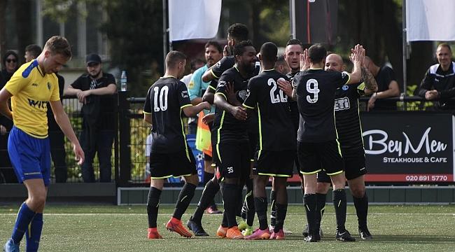 Amsterdam Gençler Birliği Sezona galibiyetle başladı