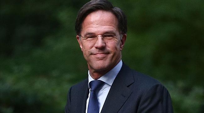 Hollanda'da geçici hükümetin Başbakanı Rutte'yi tehdit eden kişi yakalandı