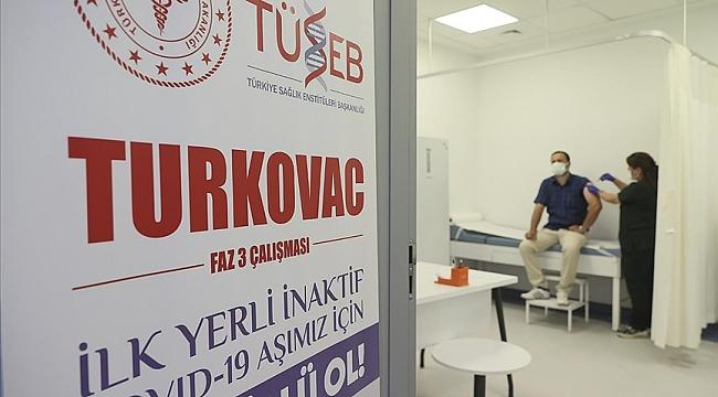 TURKOVAC aşısı ekimde seri üretime geçecek