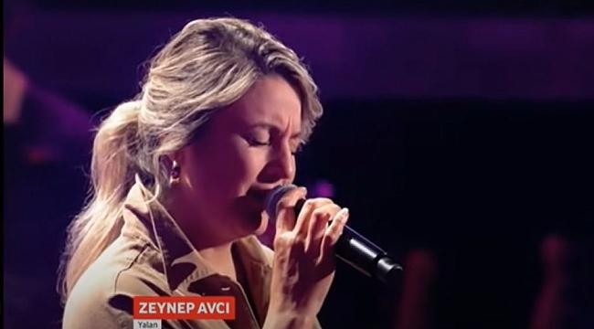 Zeynep Youtube'da da bir numara